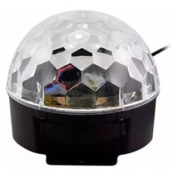 Iluminacion MEDIA BOLA LAMPARA MAGIC MG801 16,5